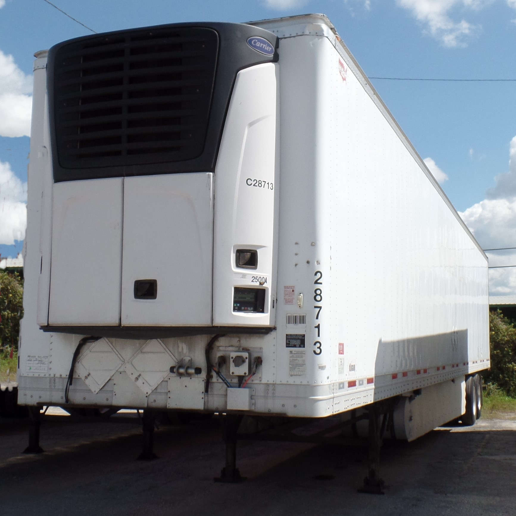 Used 53' Reefer Trailer
